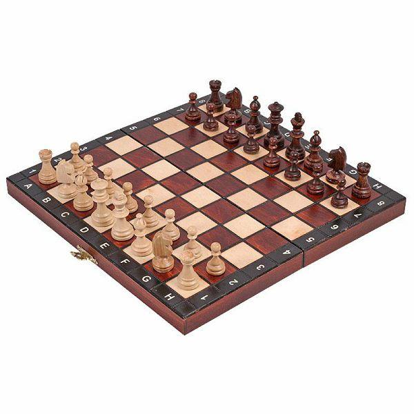 Šah Tourist 27 x 27 cm