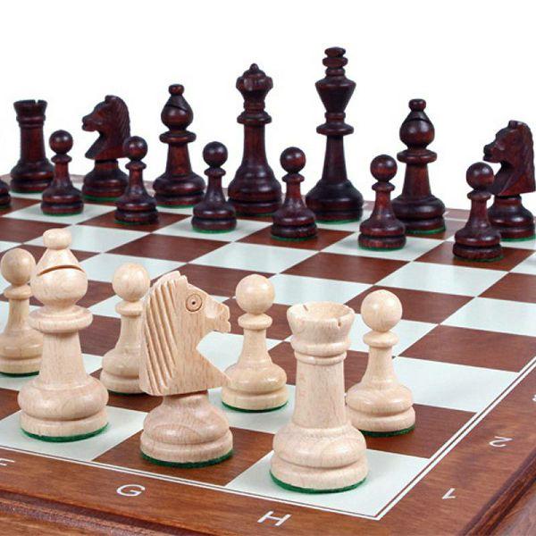 Šah Tournament No.4 Printed