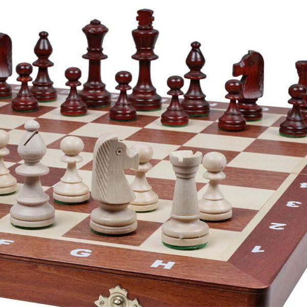 Šah Tournament No.5 Inlaid New Line