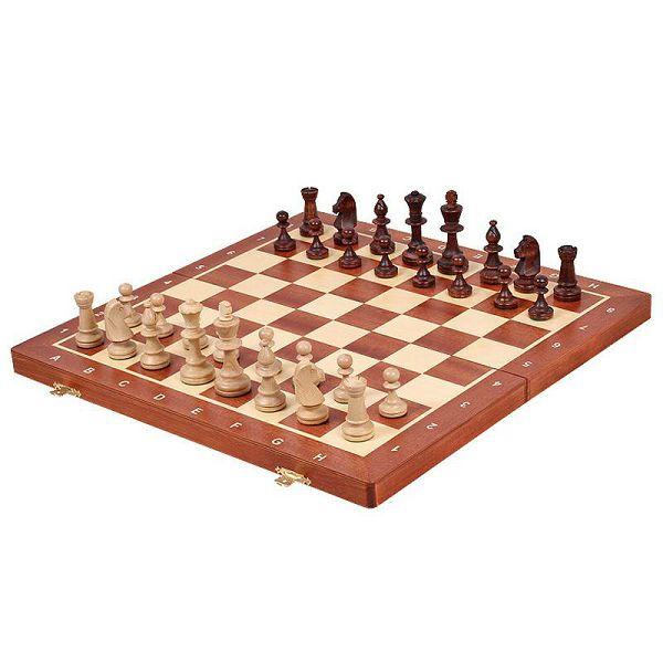 Šah Tournament No.6 New Line Inlaid
