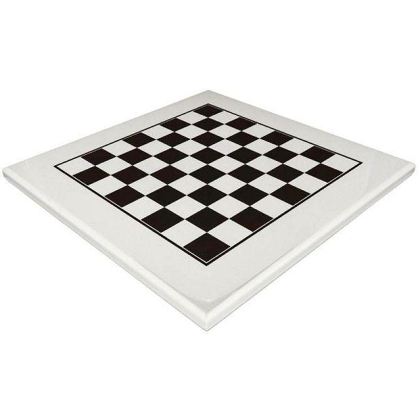 Šahovska ploča Luxury White