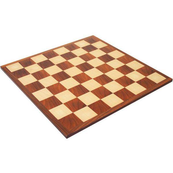 Šahovska ploča Walnut Maple 47x47 cm