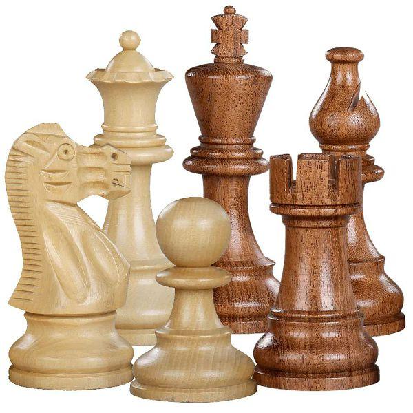 Šahovske figure Classic Acacia/Boxwood 3