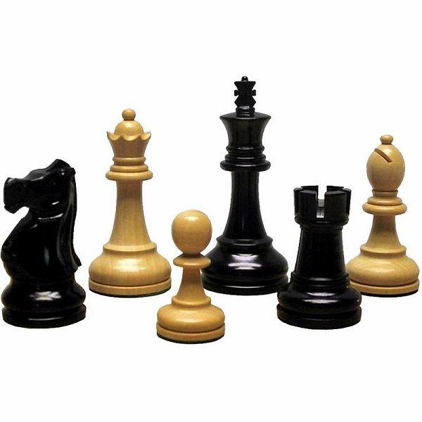 Šahovske figure Staunton 5 LL/V 87 mm