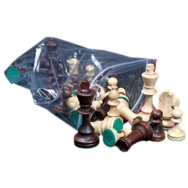 Šahovske figure Staunton No. 7