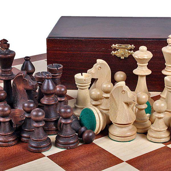 Šahovske figure Staunton Std No. 7