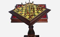 Šahovski stol No. 13-T