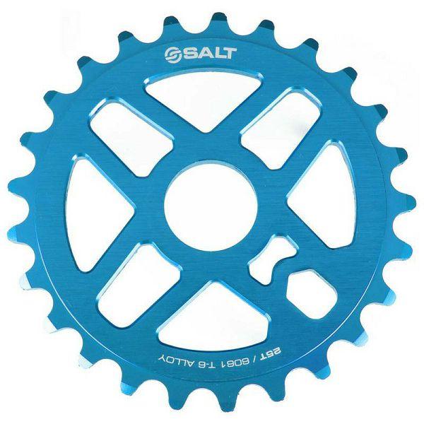 Salt Pro Freestyle BMX Sprocket 25T Cyan