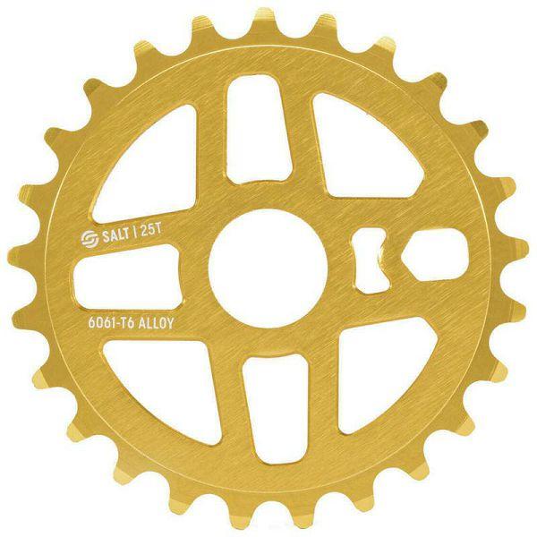 Salt Pro Freestyle BMX Sprocket 25T Gold