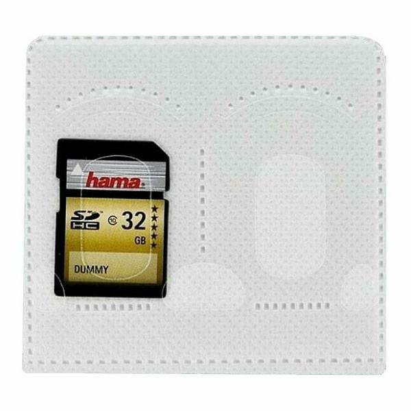 Samoljepiva futrola za SD kartice 5 komada