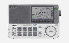Sangean ATS-909 X white