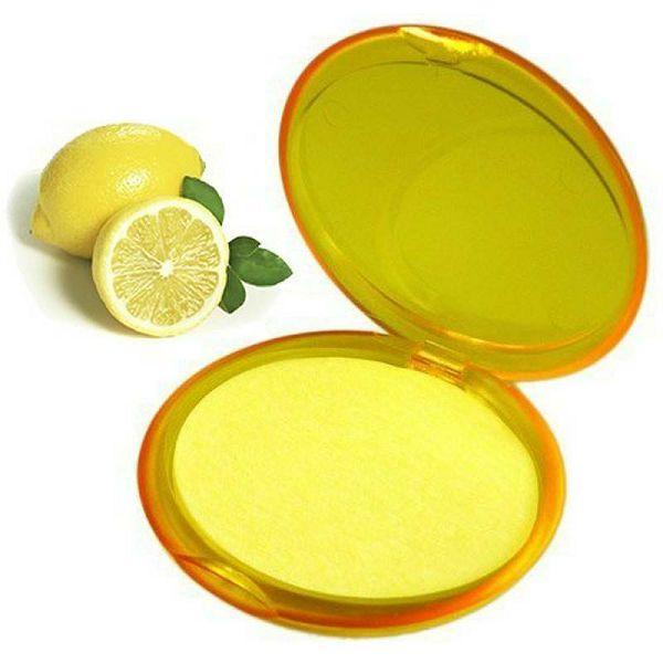 Sapun u listićima Limun