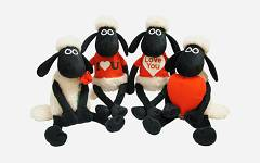 Shaun the Sheep LoveEWE 25 cm
