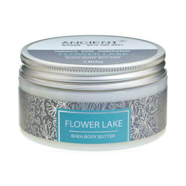 Shea maslac za tijelo 180 g - Flower Lake
