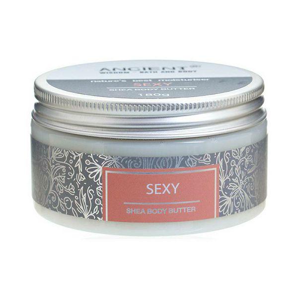 Shea maslac za tijelo 180 g - Sexy