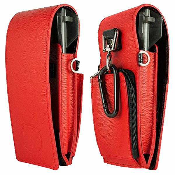 Shot Premium Wallet Red & Black