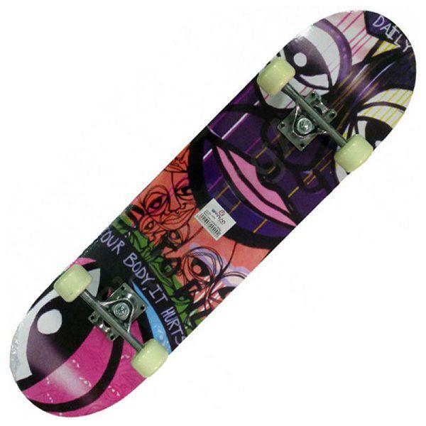 Skateboard Circle Star M2