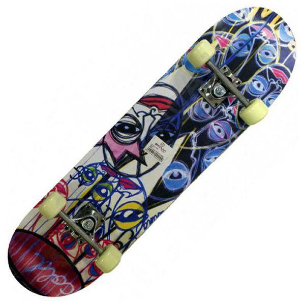 Skateboard Circle Star M4