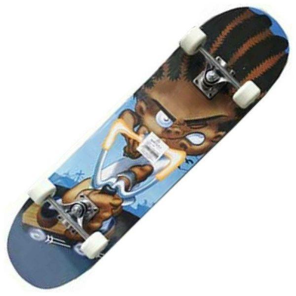 Skateboard Circle Star M6