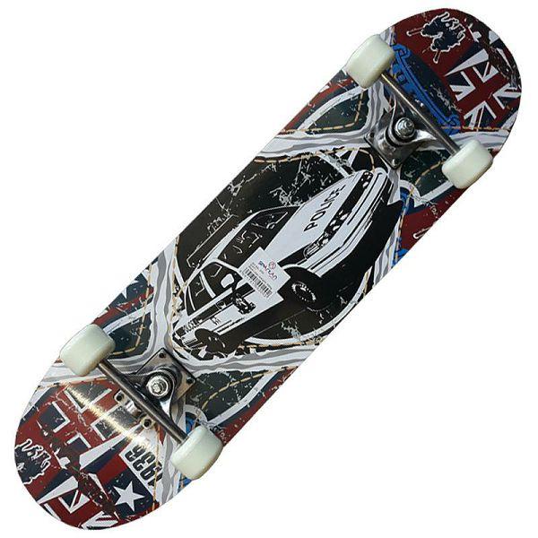 Skateboard Circle Star M8