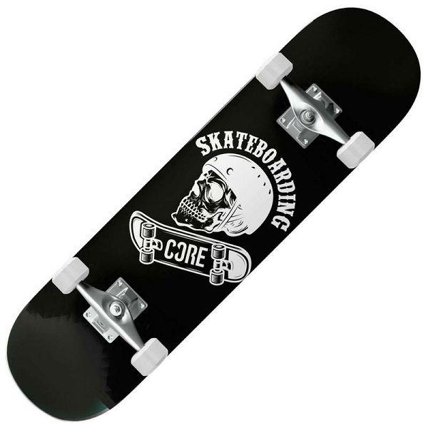 Skateboard Core® C2 Skull 7.75