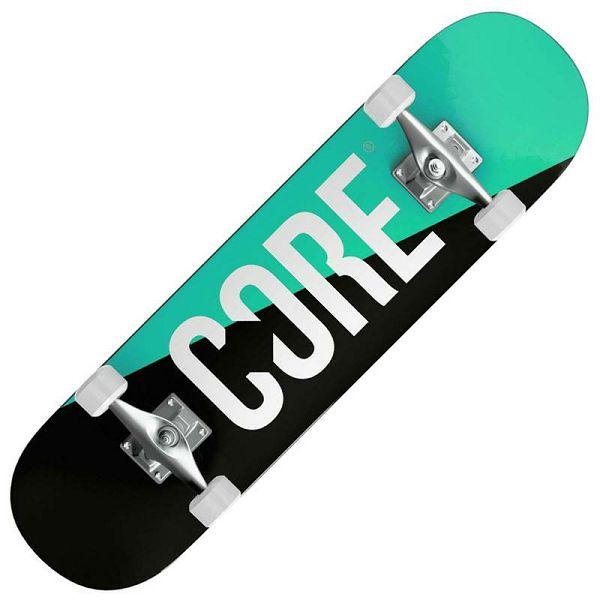 Skateboard Core Split Teal 7.75