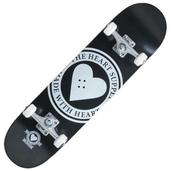 Skateboard Heart Supply Logo 7.75