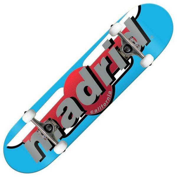 Skateboard Madrid Blue 7.75