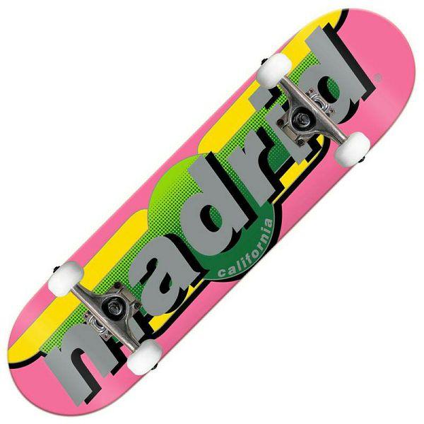 Skateboard Madrid Pink 7.5