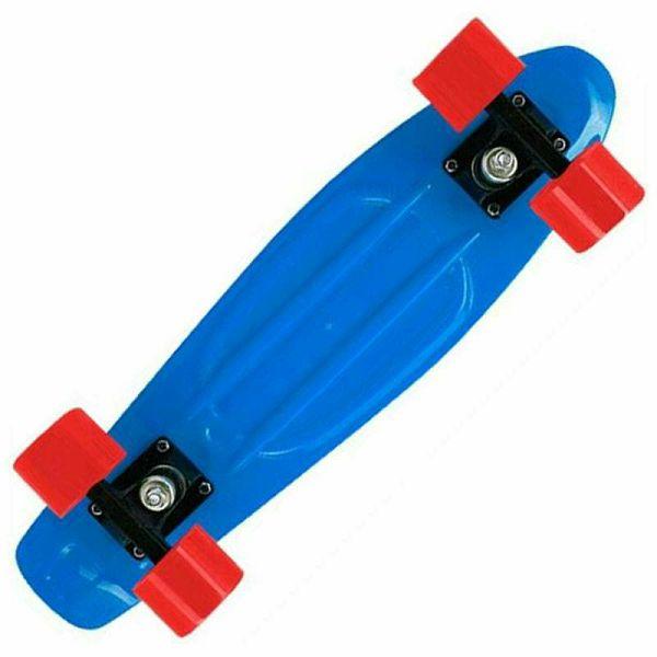 Skateboard Plastic Board blue