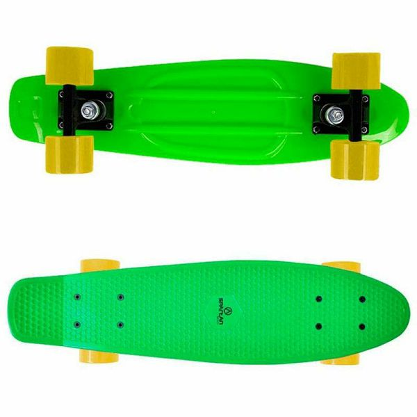 Skateboard Plastic Board green