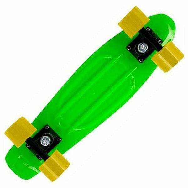 Skateboard Plastic Board green