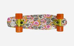 Skateboard Plastic Flower