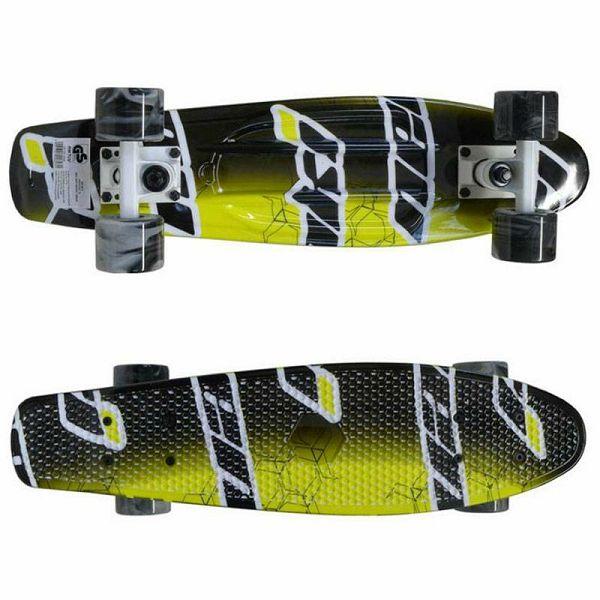 Skateboard Plastic Hattric