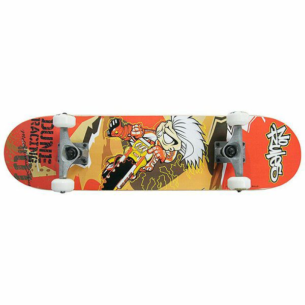 Skateboard Racing Dune