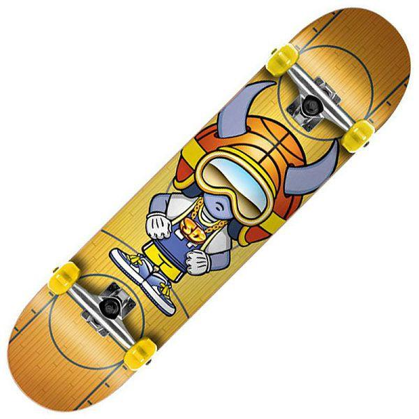Skateboard Speed Demons Baller - Soft Top 6.5