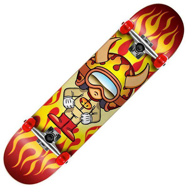 Skateboard Speed Demons Hot Shot