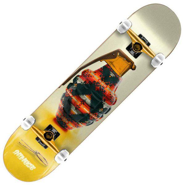 Skateboard Speed Demons Premium Snazzy Navajo 7.75