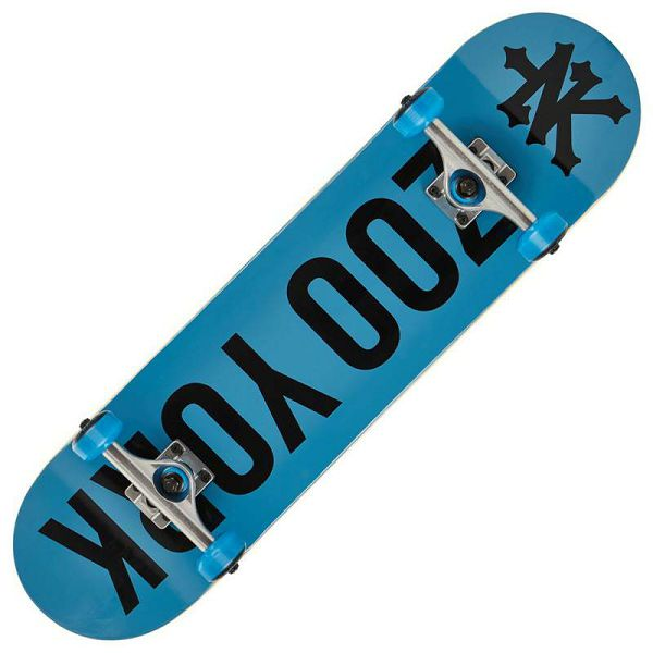 Skateboard Zoo York Logo Midnight