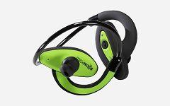 Slušalice Boompods Sportpods green/black