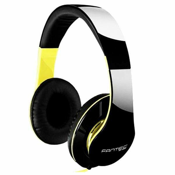 Slušalice Fantec SHP-250AJ black / neon yellow
