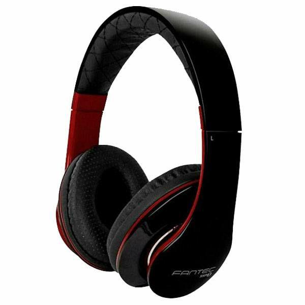 Slušalice Fantec SHP-3 black /red