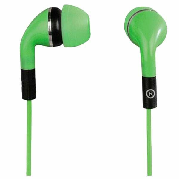 Slušalice Flip Green 93071