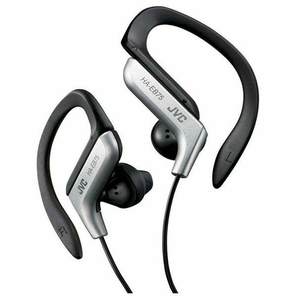 Slušalice JVC HA-EB 75 S-E silver