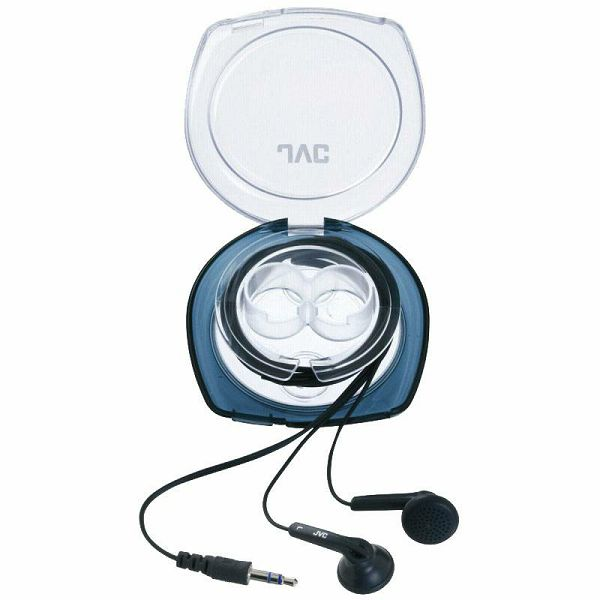 Slušalice JVC HA-F 10 C black