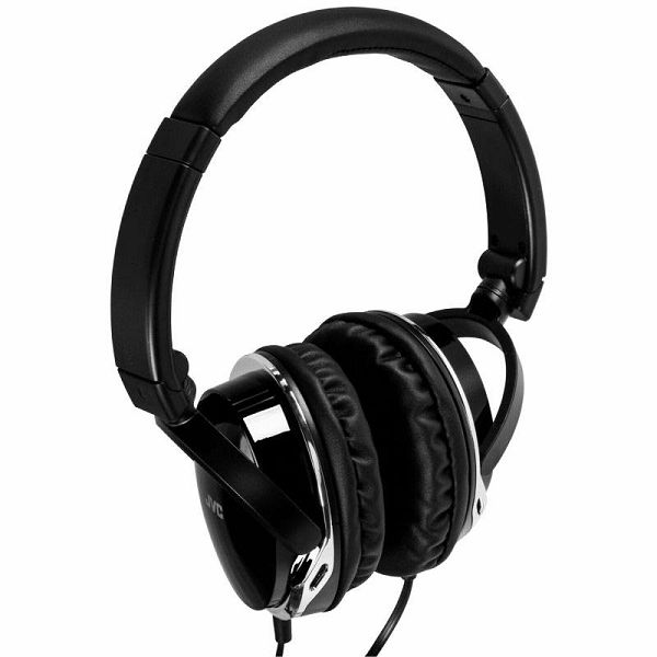 Slušalice JVC HA-S660-B-E Black