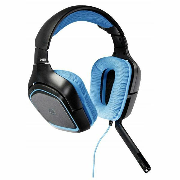 Slušalice Logitech G430 Surround Gaming