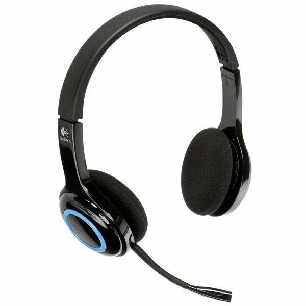 Slušalice Logitech H 600 Cordless Headset USB