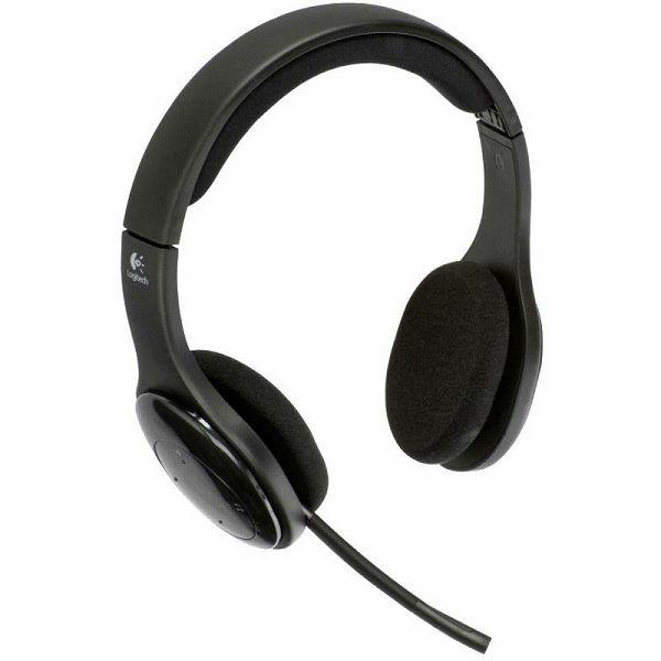 Slušalice Logitech H 800 Cordless Headset USB