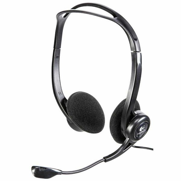 Slušalice Logitech PC Headset 960